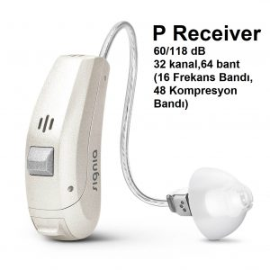Binax ACE 5BX P Receiver