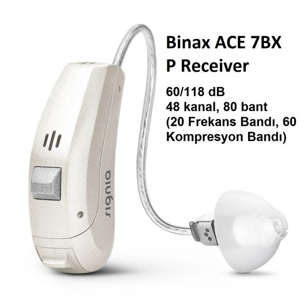 Binax ACE 7BX P Receiver