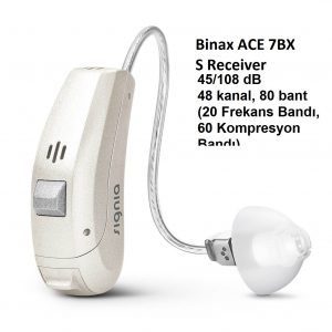 Binax ACE 7BX S Receiver